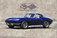Dave Koontz - 1963 Corvette Stingray