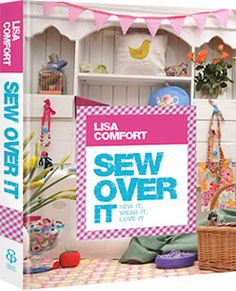 Sew Over It Vintage – Our New Book! This book contains 30 projects. From accessories to dressmaking, customising and pattern cutting, as well as a chapter dedicated to projects for the home. Whether you are new to … Continue reading → Sewing Patterns For Kids, Mccalls Patterns, Sewing Ideas, Book Crafts, Fun Crafts, Craft Books, Lisa, Sew Over It, Mollie Makes