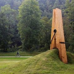 Unexpected Outdoor Sculptures