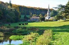 Teffont, Wiltshire.