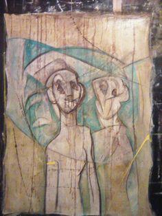Acrylique sur toile - Filzed