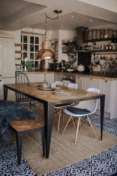 Interiors Envy: Hygge For Home - The Frugality Interior, Hygge Home Interiors, Home Decor, Kitchen Sofa, Home Kitchens, Cosy Kitchen, Kitchen Style, Kitchen Design, Hygge Home