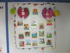 Next Wednesday I will be reading my book Charlie the Cavalier Begs for Attention at the Ross Library in Lock Haven, PA. To celebrate the even I also created a bulletin board at the library for the...