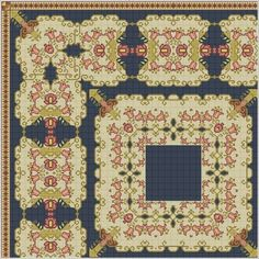 Embroidery Patterns, Cross Stitch Patterns, Diy And Crafts, Quilts, Blanket, Knitting, Antiques, Create, Illustration