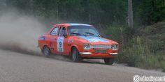 Ford Escort RS 2000 - Lahti Historic Rally 2010