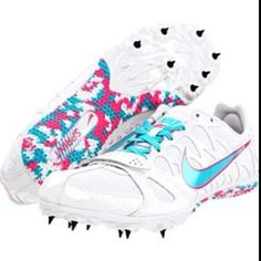 track shoes?! :)