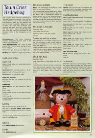 "Кукляндия: Журнал ""Ежи"" ( Knitted Hedgehogs by Jean Greenhowe) Knitted Nurse Doll, Knitted Dolls Free, Crochet Toys, Knit Crochet, Knitting Dolls Free Patterns, Doll Clothes Patterns, Knitting Patterns, Knitting Ideas, Simply Knitting"