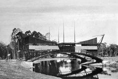 Clássicos da Arquitetura: Pavilhão de Volta Redonda / Sérgio Bernardes