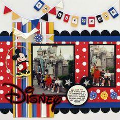 Disneyland - Scrapjazz.com