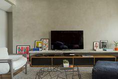 Estilo industrial marca apartamento de 105 m² - Arkpad