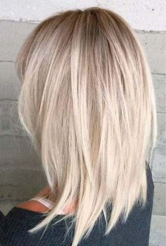 Surprising Womens Layered Hair Cuts Hairstyles Ideas To Try Asap 17 Medium Length Hair Cuts With Layers, Long Layered Hair, Medium Hair Cuts, Medium Hair Styles, Short Hair Styles, Blonde Hair With Layers, Medium Layered Bobs, Hairstyles For Medium Length Hair With Layers, Mid Length Layered Haircuts