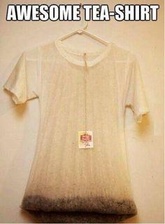 Awesome Tea-Shirt - #Funny, #Ironic, #Lol