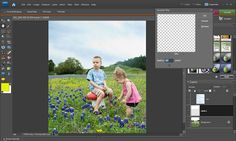 Adding clouds to the sky photoshop tutorial. {Photography Tips}