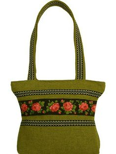 Folk Bag from ViVictoria | Offbeat Modest Dress