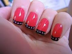 Dots on Tips