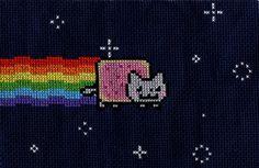 Nyan Cat by xcarex.deviantart.com on @DeviantArt