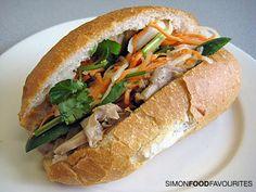Vietnamese Pork Roll