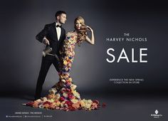 Harvey Nichols - Spring Collection on Behance