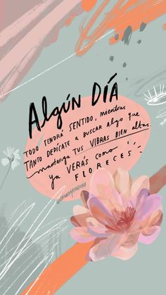 Inspirational Quotes In Spanish, Life Quotes Love, Woman Quotes, Me Quotes, Positive Phrases, Motivational Phrases, Positive Mind, Positive Vibes, Spanish Quotes With Translation, Spanish Inspirational Quotes