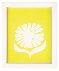 Lotta Jansdotter, Driva, 2012 - Limited Edition Wall Art - Accessories - Room & Board