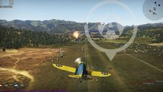War Thunder, originally known as World of Planes, is a Free to Play, Action air combat MMO Shooter Game set in and dedicated to World War II military aviation, armored vehicles, and fleets.