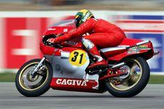 Cagiva - Virginio Ferrari