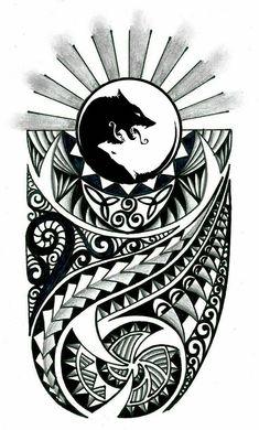 Maori Tattoos, Viking Tribal Tattoos, Maori Tattoo Meanings, Tattoos Bein, Hawaiian Tribal Tattoos, Samoan Tribal Tattoos, Celtic Tattoos, Tattoos For Guys, Sleeve Tattoos