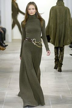 Ralph Lauren Fall 2006 Ready-to-Wear Collection Photos - Vogue