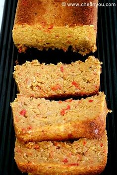 Vegetarian meat Loaf (lentils and beans) Recipe More