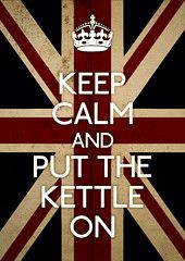 Keep Calm and Put The Kettle On | by cole007