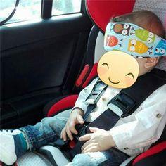 Nuevo coche de la llegada Styling Safest asiento Auto Sleep Aid soporte de la cabeza de la correa para niño niños niños