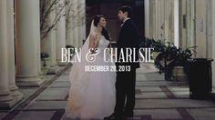Ben and Charlsie Wedding