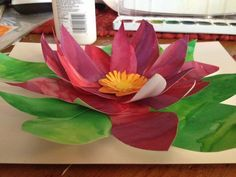 Working 4 the Classroom: An Art Project.  Great Monet lesson