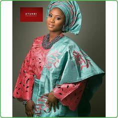 #IyaEko #nigeriawedding #theatunbiexperience #asoebi #nigerianweddingpictures #atunbi