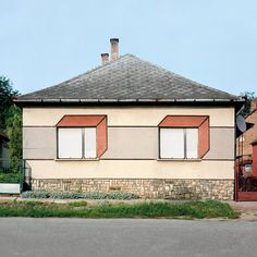 Hungarian Cubes: the houses of post-war communism photographed by Katharina Roters.