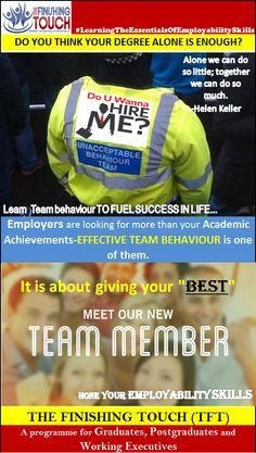 Hone your Employability Skills..