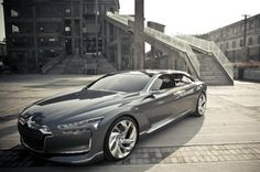 2012/2013 Citroen DS9 full-size   Would you buy this over the BMW 7-series and Mercedes-Benz S-class??