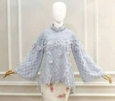 Dress hijab modern batik 68+ Ideas Kebaya Lace, Batik Kebaya, Kebaya Dress, Batik Dress, Kebaya Modern Hijab, Kebaya Hijab, Kebaya Muslim, Model Kebaya Brokat Modern, Muslim Fashion
