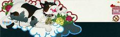 Neko Maneki by Sush Machida Gaikotsu - Contemporary Japanese Art Collection by Jean Pigozzi