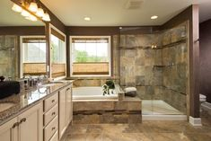 Traditional Bathroom Walk-in Showers Design Ideas, Pictures, Remodel, and Decor - page 9