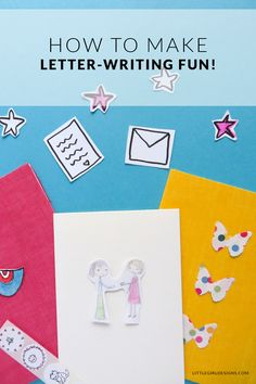 The  Minute LetterWriting Retreat  Airmail Envelopes Fun