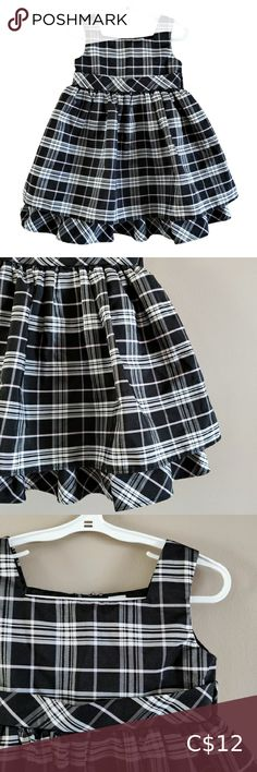 Check out this listing I just found on Poshmark: George Plaid Layered Party Dress 4T. #shopmycloset #poshmark #shopping #style #pinitforlater #George #Other White Plaid, Black And White, Plus Fashion, Fashion Tips, Fashion Trends, Party Dress, Layers, Formal, Check