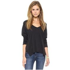A twist on the traditional black top, shop now.