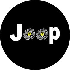 Jeep Daisy Spare Tire Cover (Select popular sizes in drop. Jeep Wrangler Tires, Jeep Wrangler Tire Covers, Yellow Jeep Wrangler, Jeep Spare Tire Covers, Jeep Tire Cover, Tire Covers For Jeeps, Jeep Wheel Covers, Jeep Covers, Car Covers