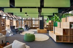 : Tween Section in Public Library Scale Design, Key Design, Making Space, Empty Spaces, Three Floor, Learning Spaces, Architect Design, Retail Design, Design Process