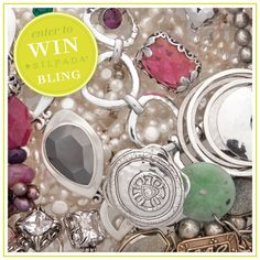Enter to WIN all of this FAB #Silpada #Jewelry!