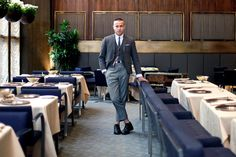 The Designer Thom Browne Is in His Moment - NYTimes.com