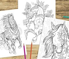 If you love animals, horse and adult coloring books you will love our Etsy shop! Beautiful hard copies and digital files to order and download.     Use this code for 15% off your cart! 15OFFPINNERS  Go to https://www.etsy.com/shop/SelahWorksArt