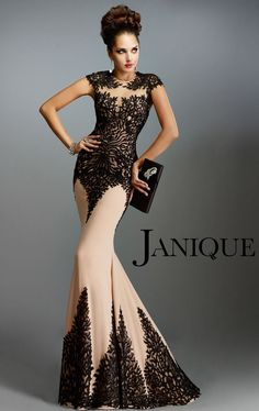 Vestido Janique K6472 - MissesDressy.com
