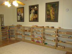 Sturrock Montessori Academy - Montessori Classroom